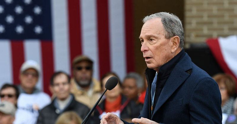 Mike Bloomberg Spreads Edited Video Of Trump, Falsely Claims He Said Coronavirus Was Hoax