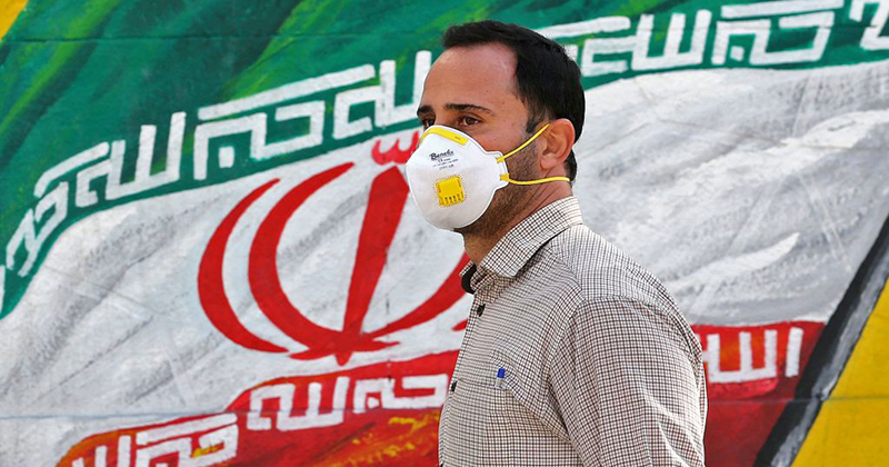 Iranian General: Coronavirus Is A Manmade Bio-Weapon