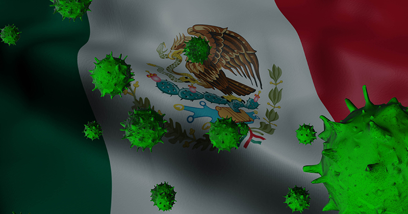 Mexico is considering closing its border to stop Americans bringing coronavirus into its country as US case count passes 2,000