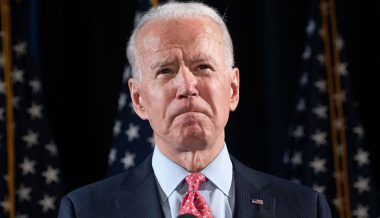 Joe Biden Throws In The Towel