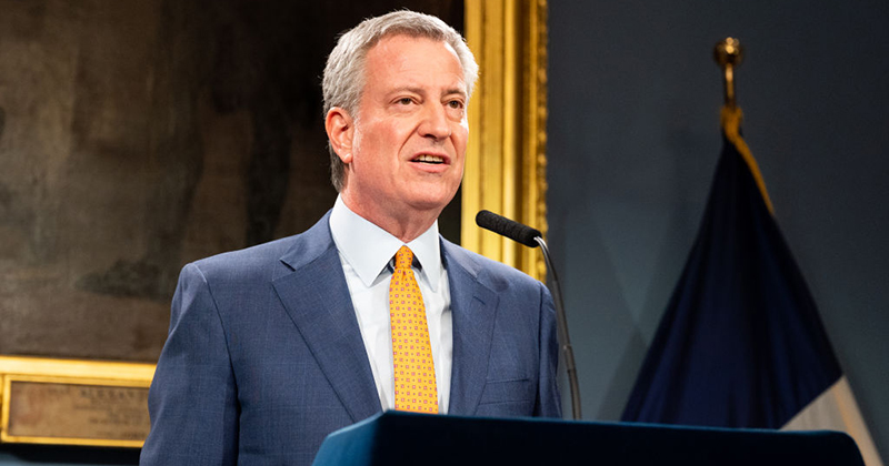 NYC & LA Mayors Order Bars, Nightlife, Gyms, & Restaurants To Shut Except For Delivery