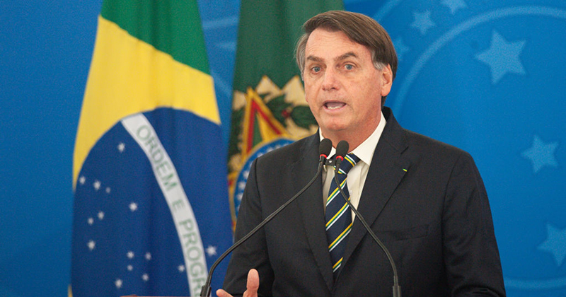 Twitter REMOVES posts by Brazil's Bolsonaro in crackdown on information that 'may increase risk' of Covid-19 spread