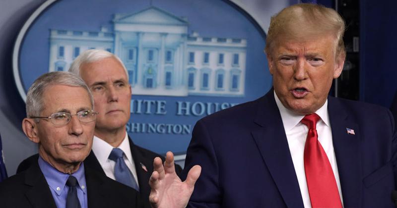 Media, Democrats Spread Fake News That Trump Called Coronavirus 'A Hoax'