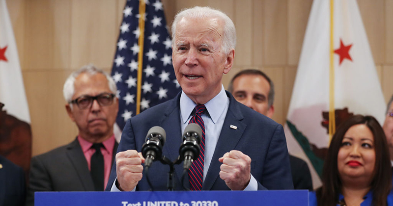 Thursday Live: Joe Biden Holds First Rally With No Crowd As Millions Register For Trump in Tulsa