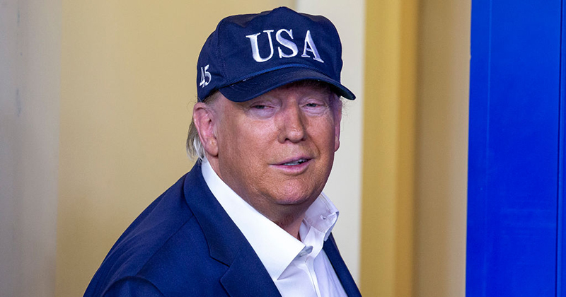 President Trump tests negative for coronavirus