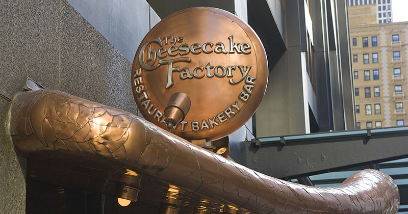 It Begins – Cheesecake Factory Tells Landlords Nationwide They Will Not Pay Rent April 1st