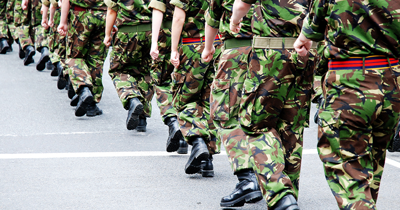UK Army Prepares to Be Deployed on City Streets for Six Months to Curb COVID-19 Outbreak - Report