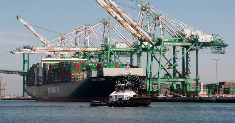 China's Supply Chain Meltdown Set to Rock US Ports