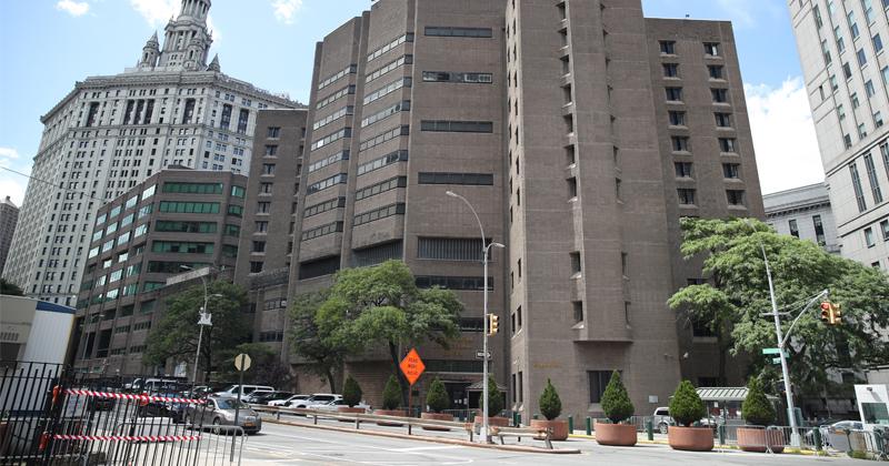 Report: Loaded Gun Found in Epstein's Jail
