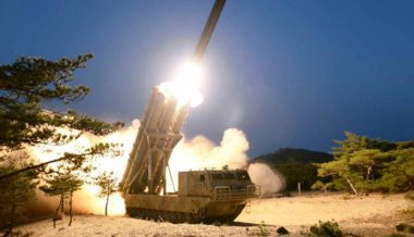 North Korea Confirms New Test Of 'Super-Large Multiple Rocket Launcher'