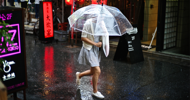 Did the Dead Rain Down on Japan?