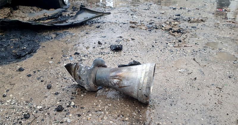 Ten Rockets Hit Iraq Base Housing US Troops - Report
