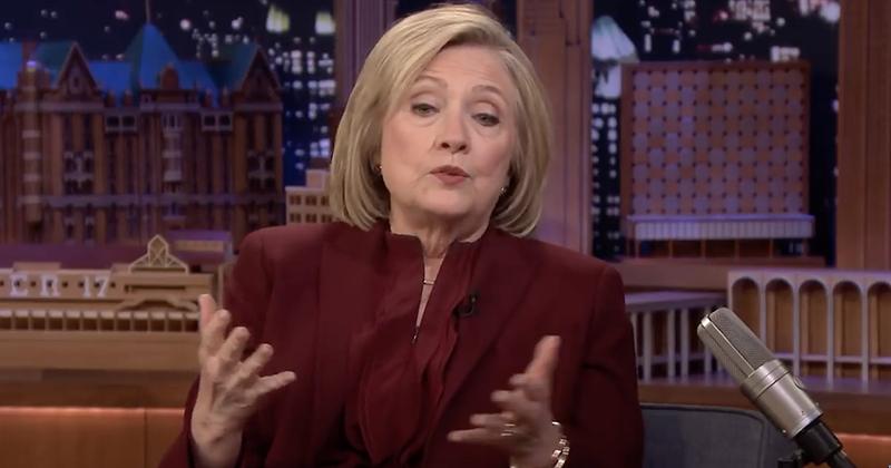 Video: Hillary Repeats Lie That Trump Called Coronavirus A 'Hoax'