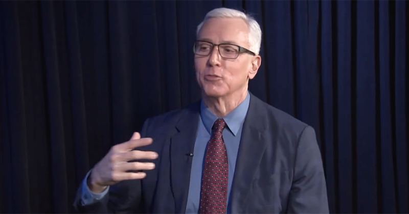 Dr Drew Slams Media For 'Hurting People' With Coronavirus Panic