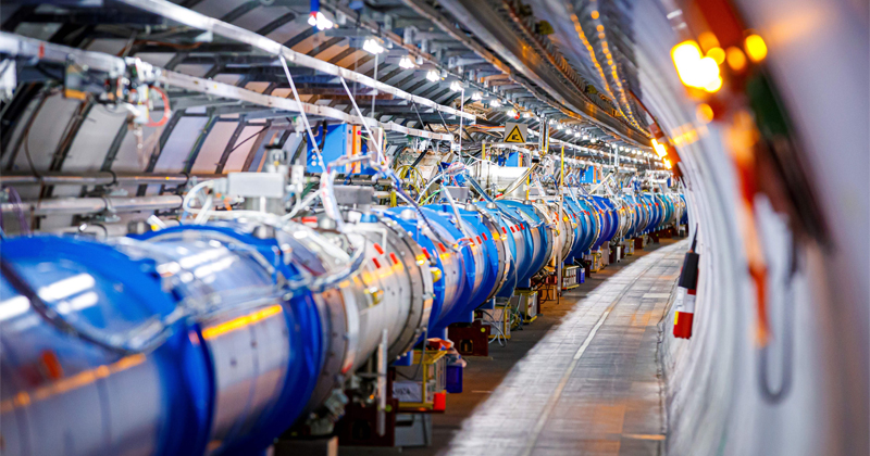 Scientists Create New Experiment to Hunt Subatomic Particles