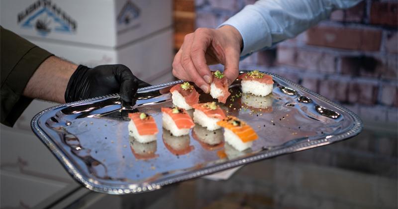 Dramatic Increase in 'Sushi Parasites'