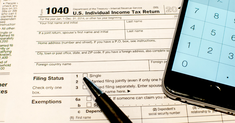 IRS Delaying Tax Payments - But You Still Have to File by April 15