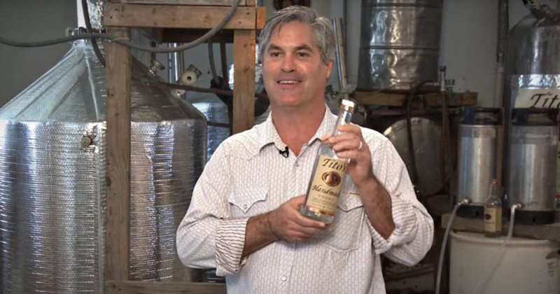 Tito's Vodka Tells People to Stop Using Their Vodka as Hand Sanitizer Amid Coronavirus Scare