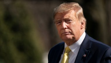 Donald Trump 'considers' quarantine of New York but says it 'won't be necessary'