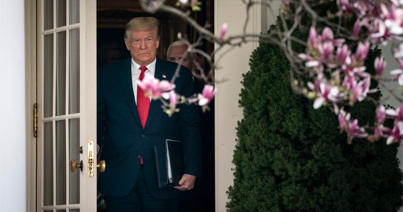 Trump Cancels Attack on Iranian Proxies, Citing Coronavirus