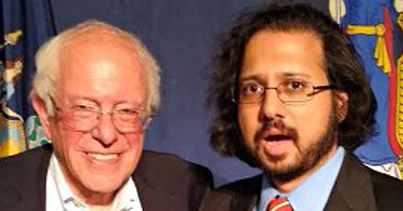 Twitter Allows Bernie Bro Who Threatened to Kill Cops to Remain on Platform