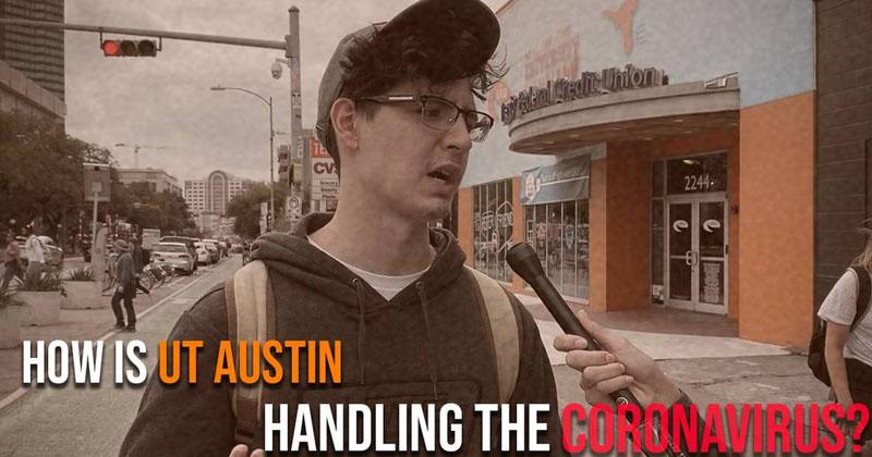 How UT Austin Is Handling The Coronavirus