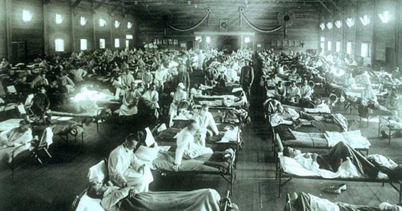 Wikipedia Debates Whether to Rename Spanish Flu '1918 Influenza Pandemic'