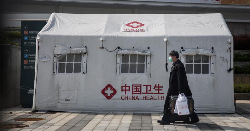 World Elite Praise China's Draconian Response to Coronavirus
