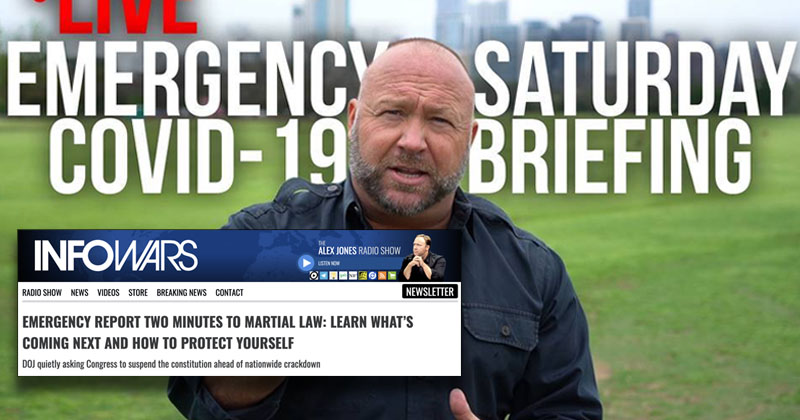 Emergency Report Two Minutes To Martial Law: Learn What's Coming Next And How To Protect Yourself