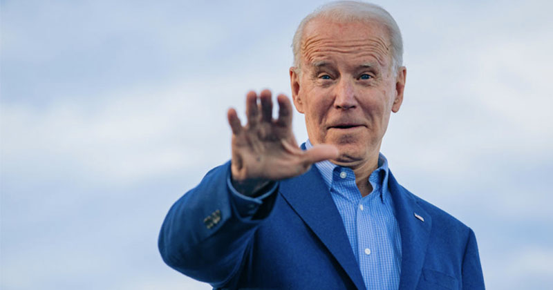 Joe Biden: 'We Can Not Win This Election – We Can Only Reelect Donald Trump'