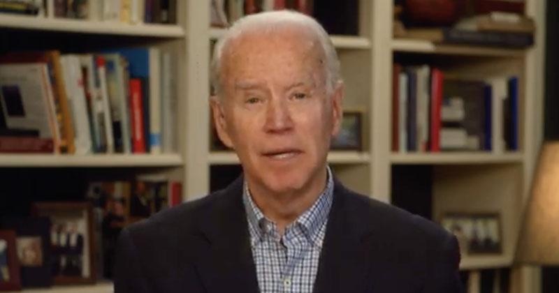 Joe Biden Forgets Word for 'Coronavirus', Loses Train of Thought