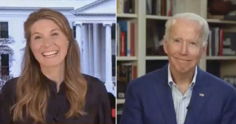 Cringe Compilation: Sleepy Joe Biden Bumbles, Stumbles, Loses Train Of Thought In Cable News Blitz