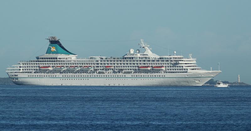 Australia Demands Coronavirus-Hit Cruise Ship Leave its Waters 'Immediately'