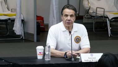 CUOMO: Every Coronavirus Projection Has 'Been 100% Wrong At This Point'