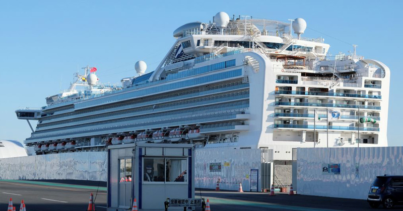 Live Shows 3/9/20: Cruise Ship Carrying Coronavirus Patients Docks in Oakland