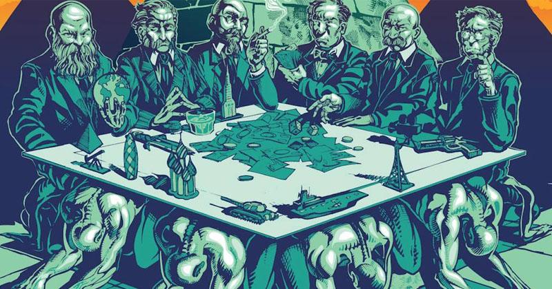 War With The International Banking Cartel? Or NESARA?
