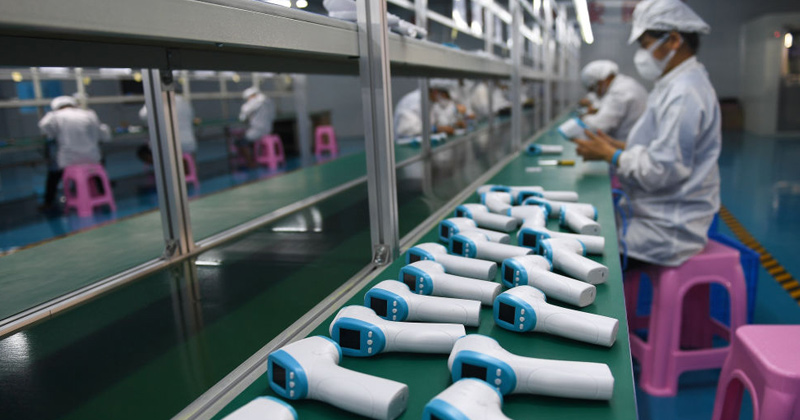Chinese Company Jokes about Selling Faulty Thermometers to US