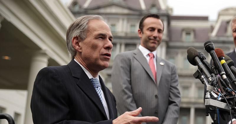 Texas Gov. Declares Statewide Disaster in Response to Coronavirus