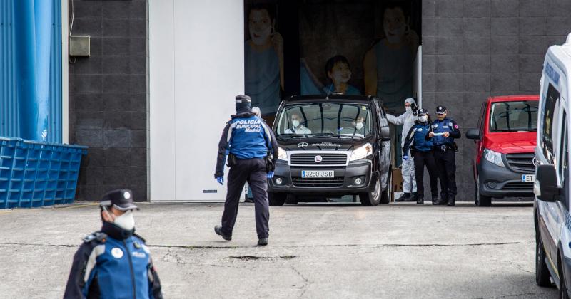 Spain's Virus Death Count Surpasses China