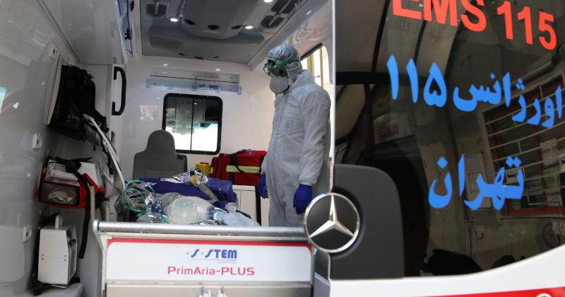 Coronavirus Cases Explode in Iran