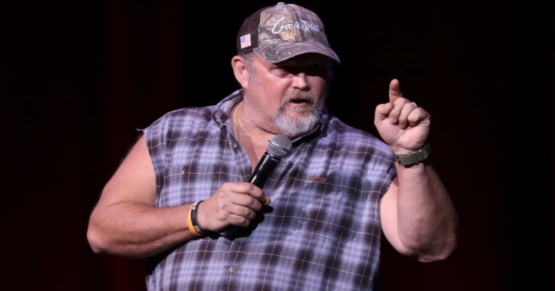 Larry The Cable Guy Exposes Virtue Signaling Hollywood Hypocrites