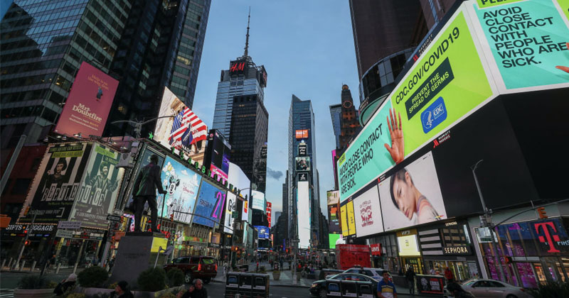 Army Deploys To New York As NYC Reports 1 Coronavirus Death Per Hour On Friday