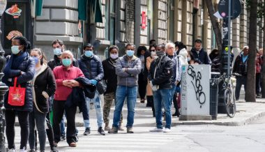 "Italian Official Warns of Imminent ""Violence"" as Looting Begins, Desperation Grows"