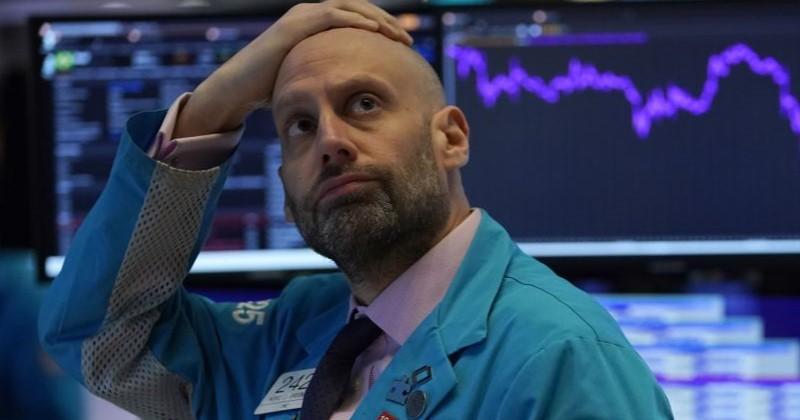 Blue Check Marks On Twitter Celebrate Stock Market Crash, Blame President Trump
