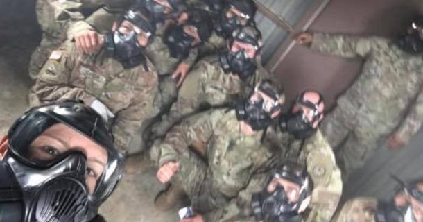 Texas Judge: National Guard Troops to Conduct Door-to-door Coronavirus Checkups