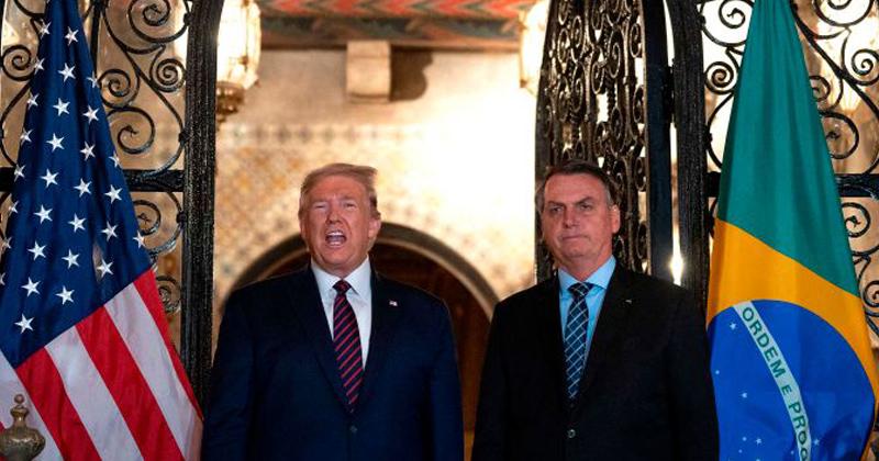Brazil's Bolsonaro Says He Tested NEGATIVE for Covid-19 Despite Reports