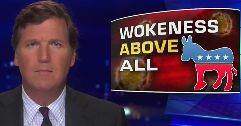 "Tucker: Dems Putting ""Wokeness Above All"" By Blocking Coronavirus Relief"
