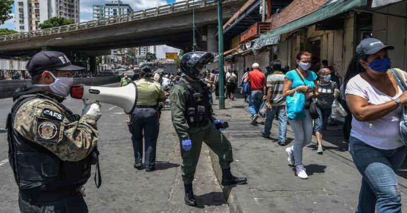 Coronavirus Hits Collapsing Socialist Nation Venezuela