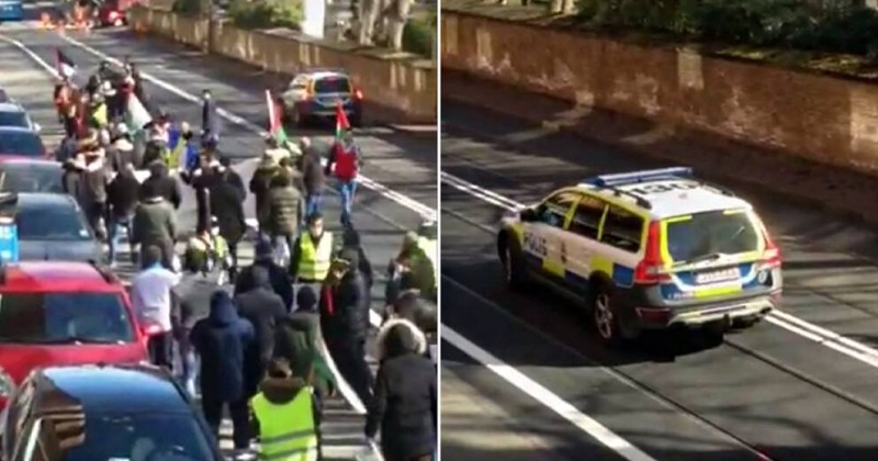 Sweden: Pro-Migrant Protest Goes Ahead Despite Coronavirus