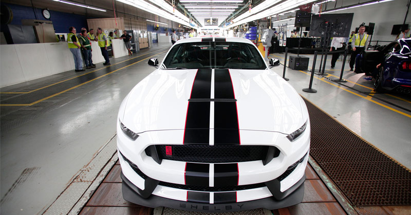 """Ford Is Delaying North American Production """"Indefinitely"""""""